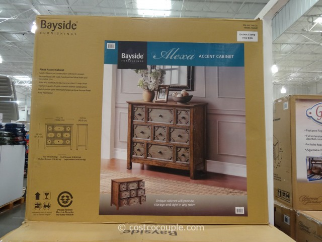 Bayside Furnishings Alexa Accent Cabinet