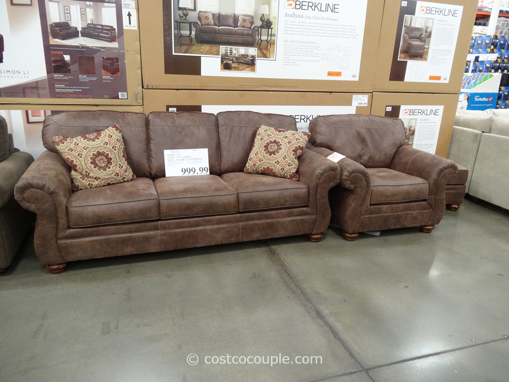 Berkline Andlynn Sofa Set Costco 2