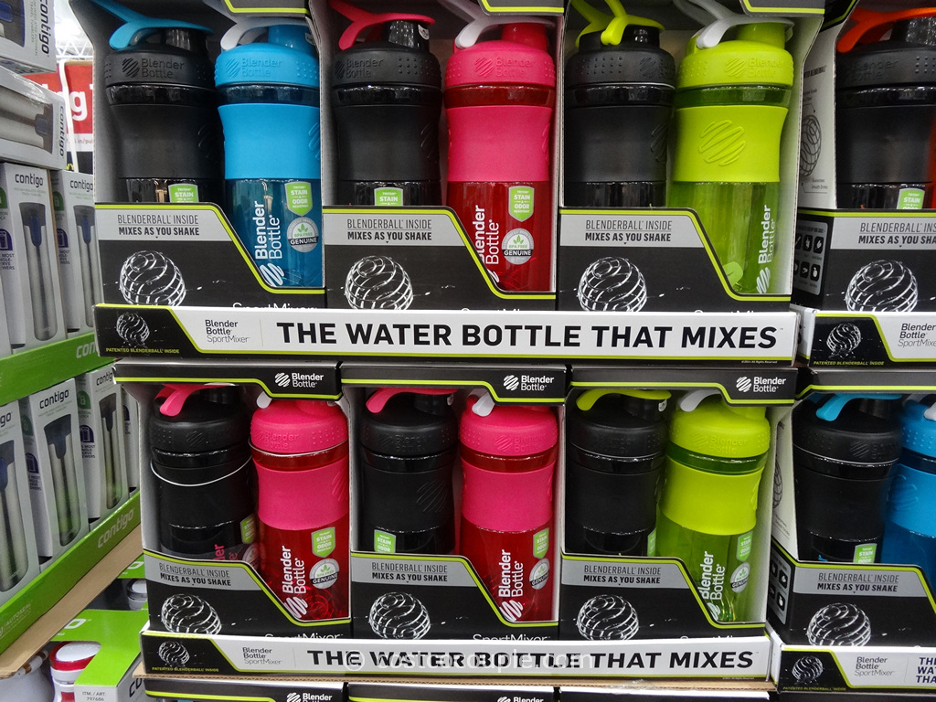 Blender Bottle Sport Mixer Costco 3