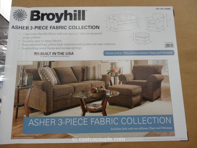 Broyhill Asher 3-Piece Set Costoc 5
