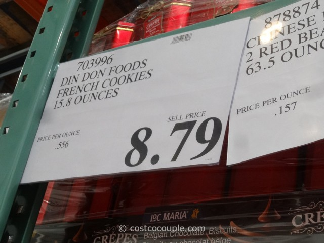 Din Don Foods French Cookies Costco 1