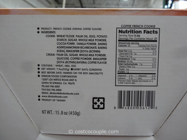 Din Don Foods French Cookies Costco 2