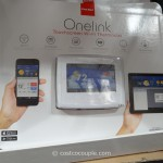 First Alert Onelink Touchscreen Wifi Thermostat Costco 3