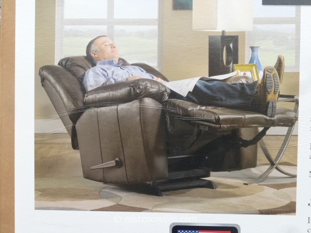 Franklin Bristol Leather Recliner