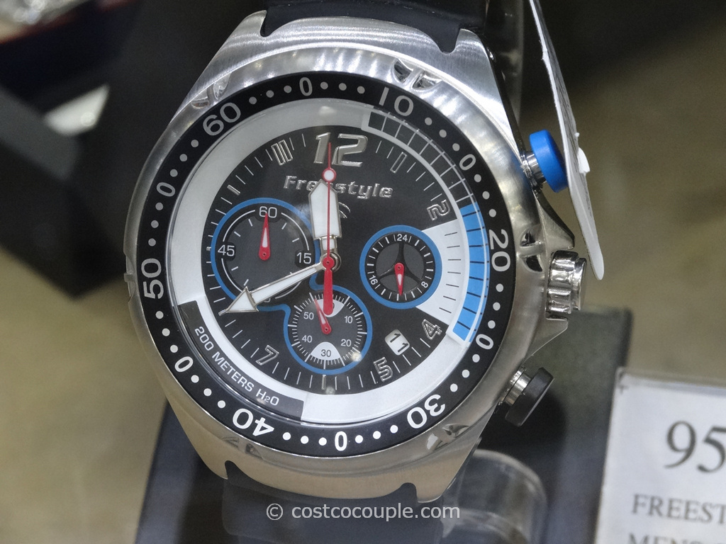 Freestyle Hammerhead Chrono XL Watch Costco 2