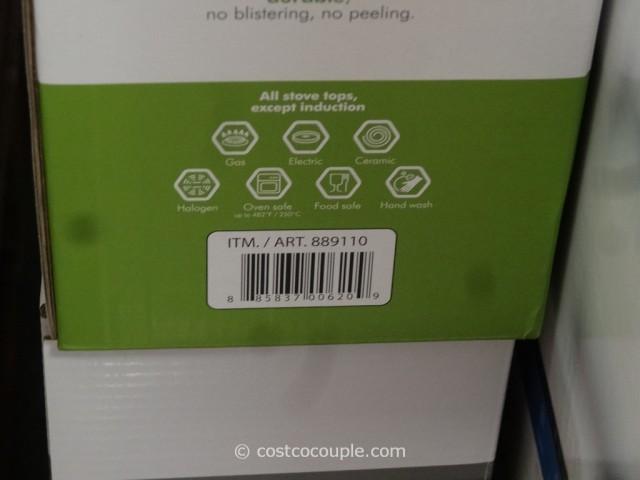 GreenPan Ceramic Non-Stick Wok Costco 5