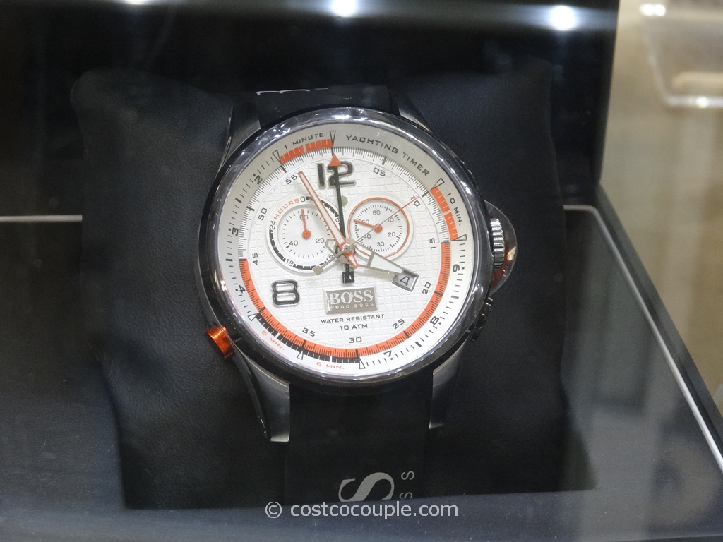 Hugo Boss Mens Regatta Watch Costco 1