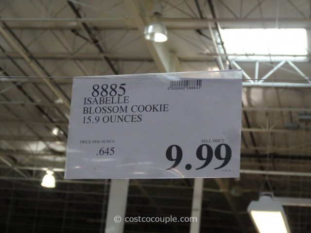 Isabelle Blossom Cookie Set Costco 1