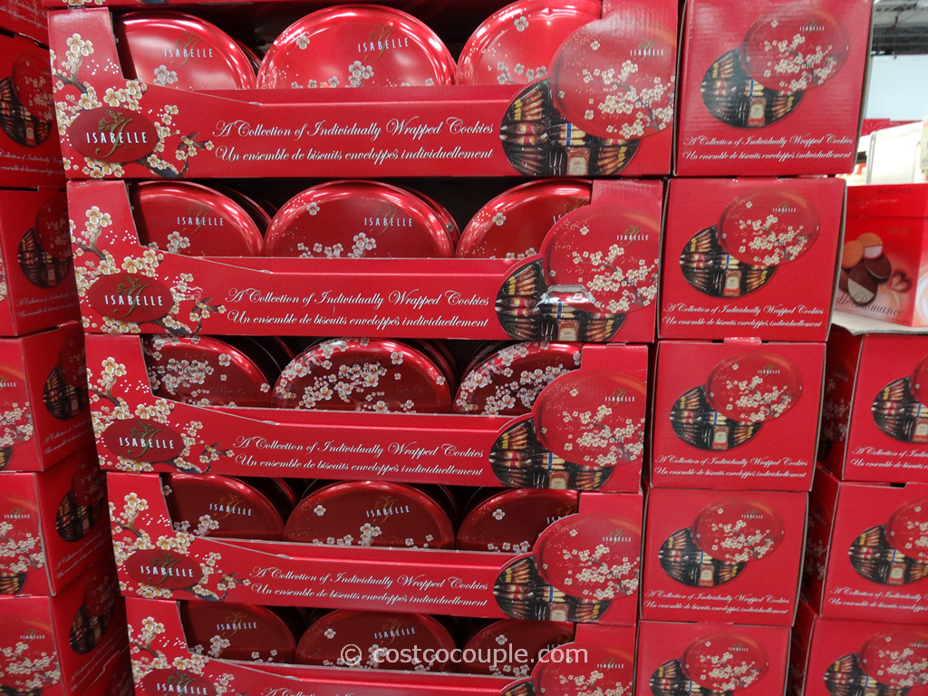 Isabelle Blossom Cookie Set Costco 3