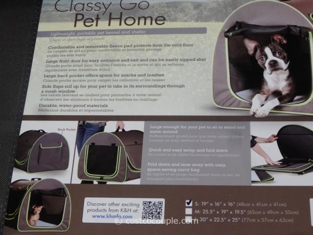 K Amp H Classy Go Pet Home
