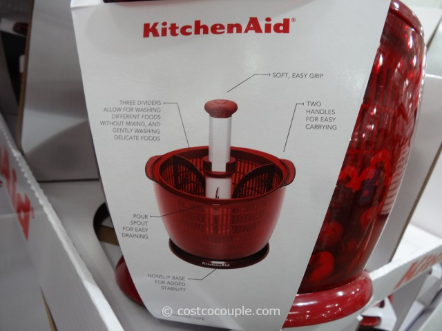 Kitchen Aid Salad Spinner