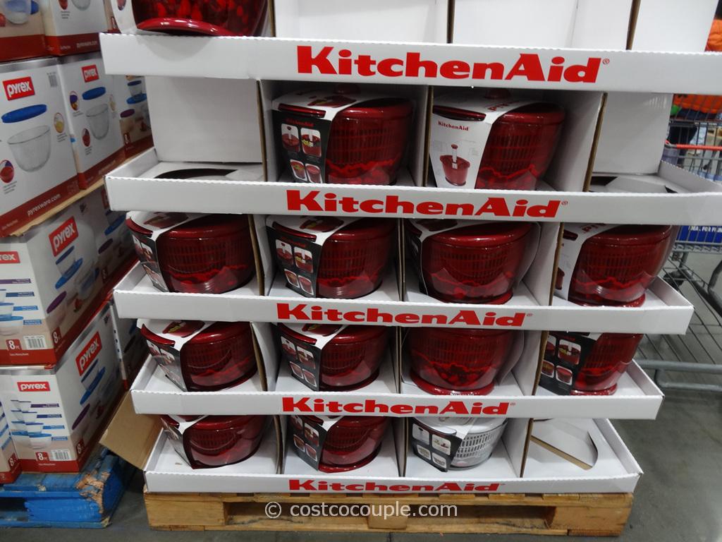 Kitchen Aid Salad Spinner Costco 5