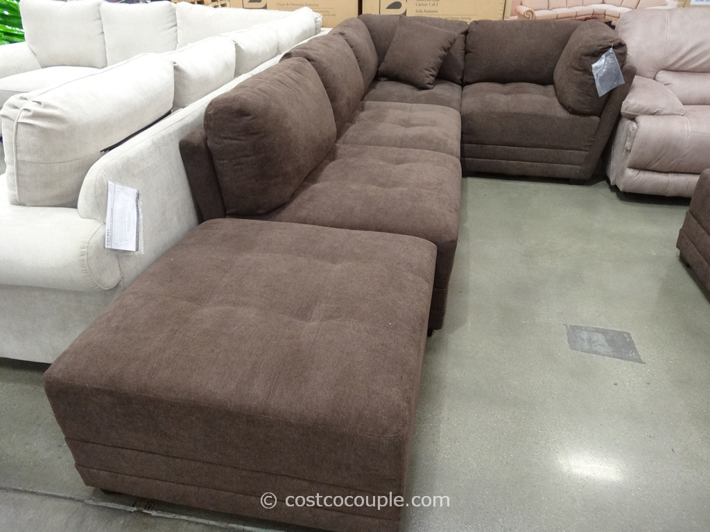 Marks and Cohen Taylor 7-Piece Modular Sectional Costco 4