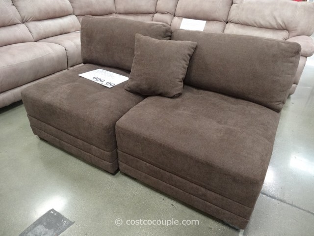 Marks and Cohen Taylor 7-Piece Modular Sectional Costco 5