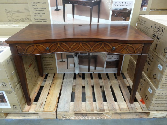 Martin Home Furnishings Ashland Writing Desk Costco 5