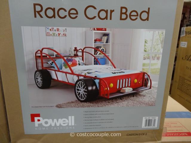 Powell Race Car Bed Costco 1