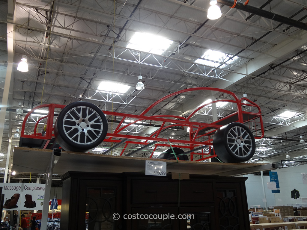 Powell Race Car Bed Costco 2