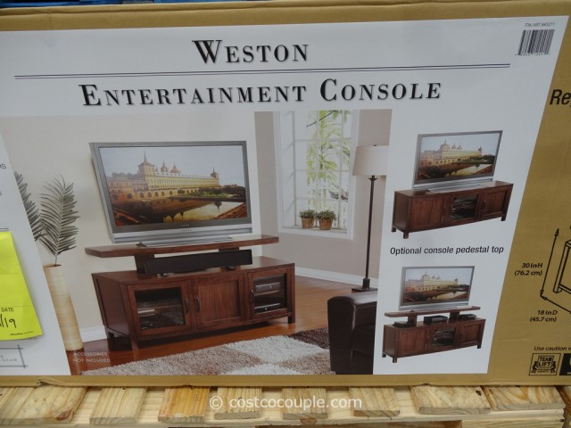 Regal Living Weston TV Console Costco 6