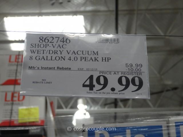 Shop-Vac Wet Dry Vacuum Costco 1