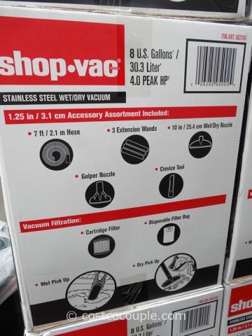 Shop-Vac Wet Dry Vacuum Costco 3