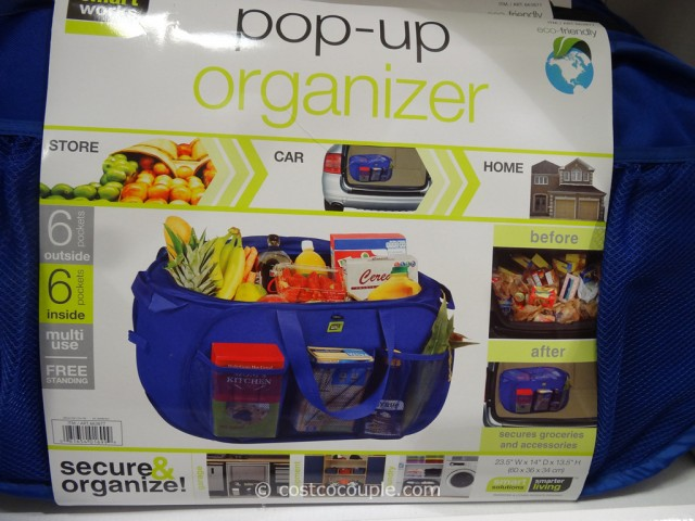 Smart Works Pop Up Organizer Set