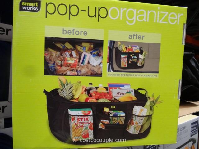 Smart Works Pop-Up Organizer Set Costco 4