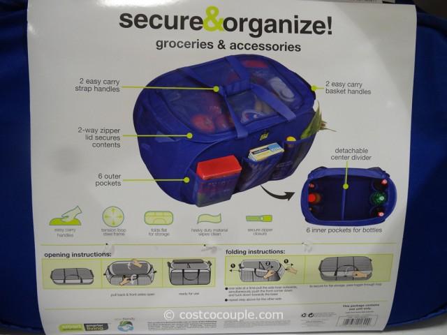 Smart Works Pop-Up Organizer Set Costco 5