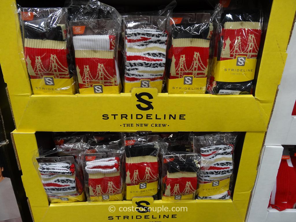 Strideline City Socks Costco 2