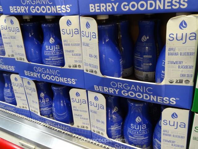Suja Organic Berry Goodness Costco 2