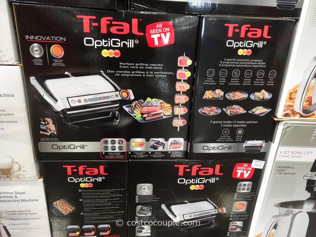 T-Fal OptiGrill Costco 1