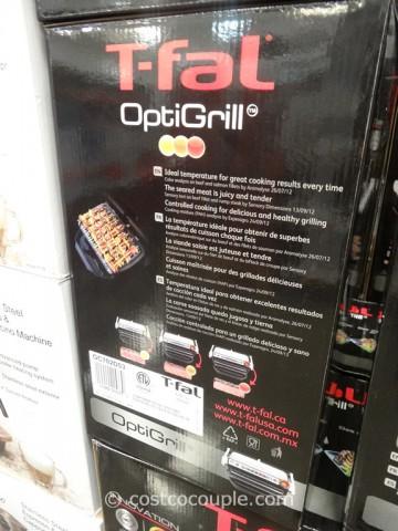 T Fal Optigrill