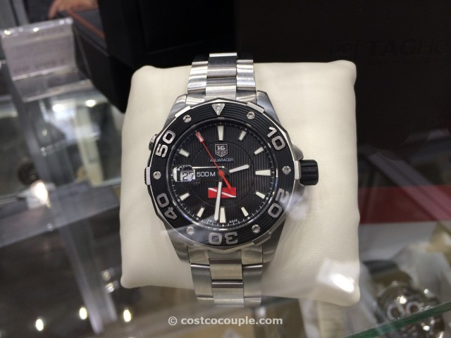 TAG Heuer Aquaracer Black Costco 1