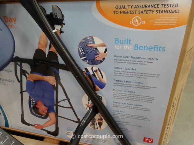 Teeter Hang Ups Inversion Table Costco 3