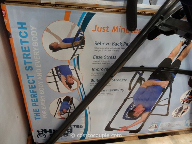 Teeter Hang Ups Inversion Table Costco 4