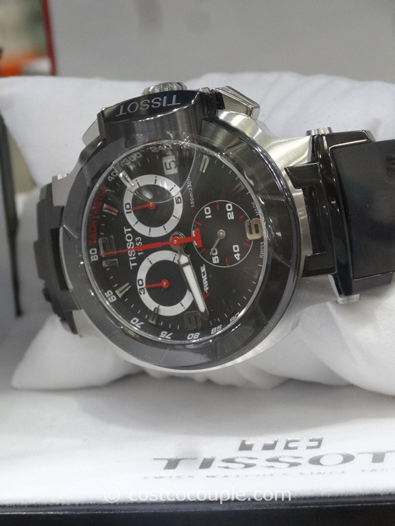 Tissot T-Race Watch Costco 4