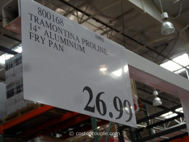 Tramontina Proline 14 Inch Aluminum Fry Pan