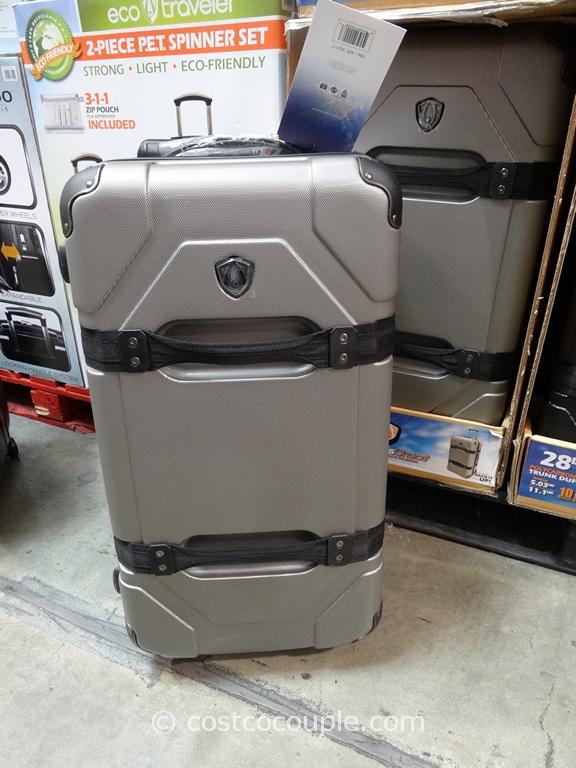 Travelers Choice 28-Inch Trunk Duffel Costco 3