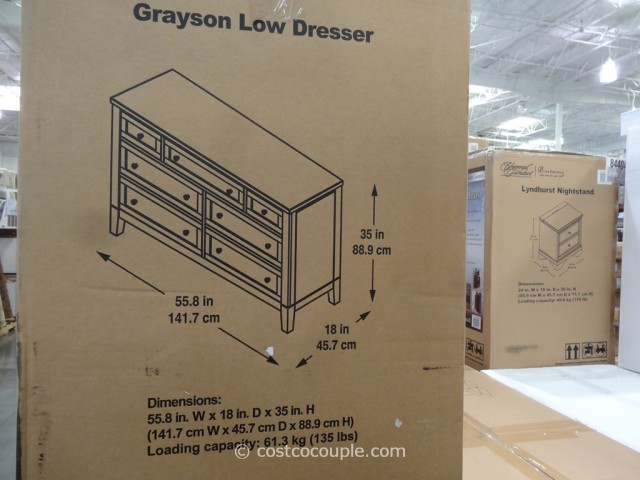 Universal Furniture Grayson Dresser Costco 4