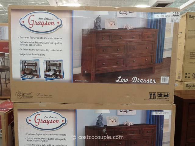 Universal Furniture Grayson Dresser Costco 5