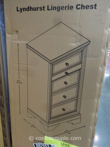 Universal Furniture Lyndhurst Lingerie Chest