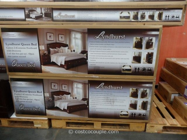 Universal Lyndhurst Bed Costco 5