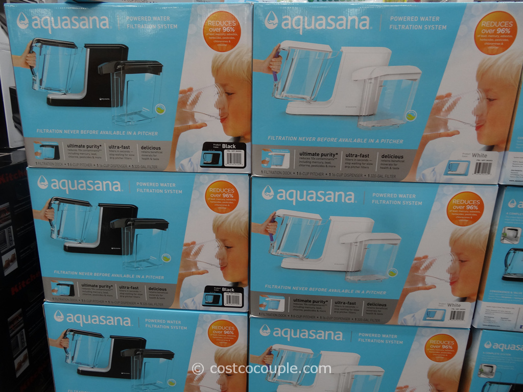 Aquasana Powered Water Filtration System Costco 2