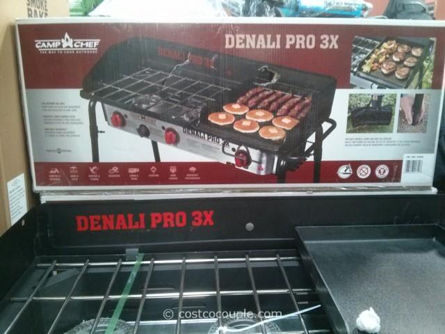 Camp Chef Denali Pro 3X Camping Stove Costco 3