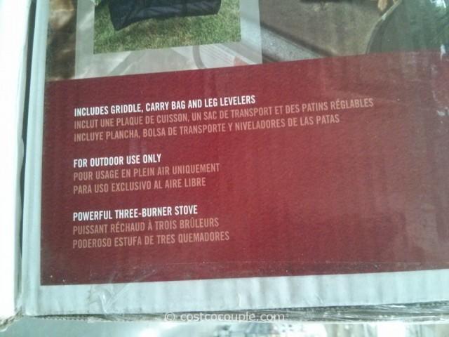 Camp Chef Denali Pro 3X Camping Stove Costco 4