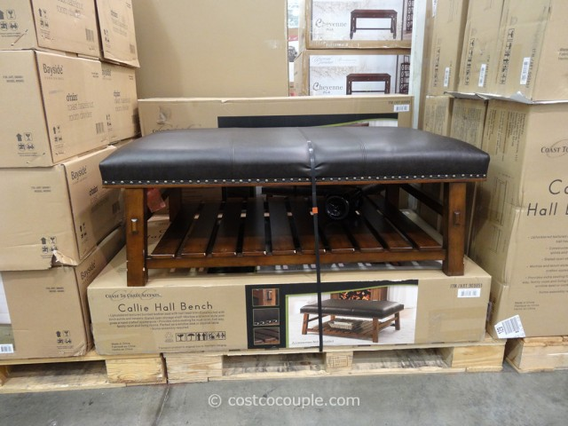 Coast To Coast Callie Hall Bench Costco 5