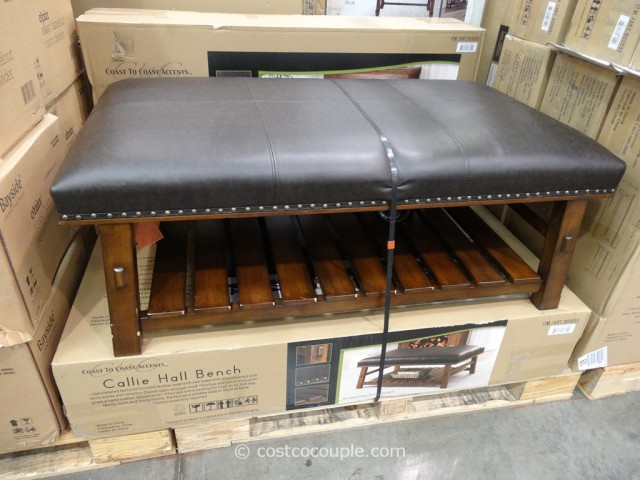 Coast To Coast Callie Hall Bench Costco 6
