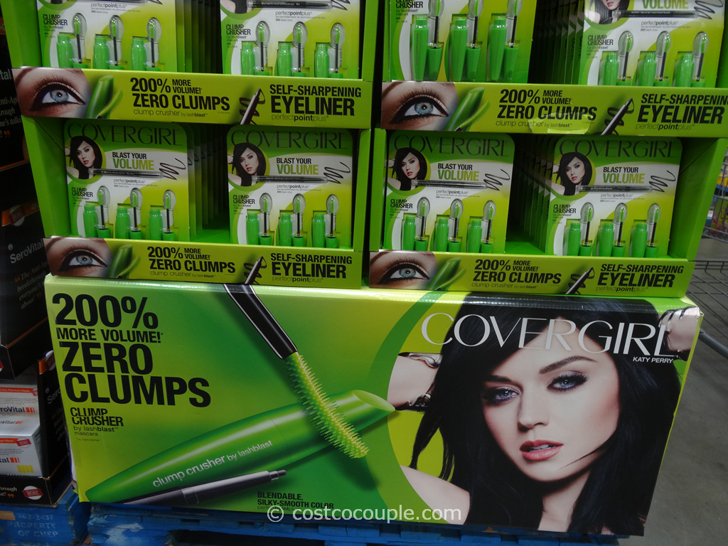 Covergirl Clump Crusher LashBlast Mascara Costco 2