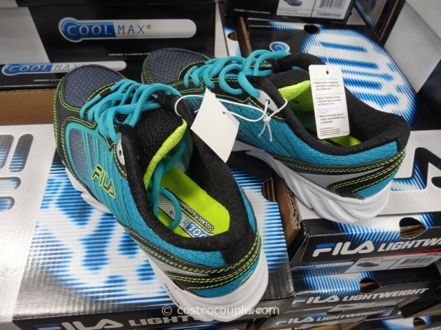 Fila Womens Shoes Costco