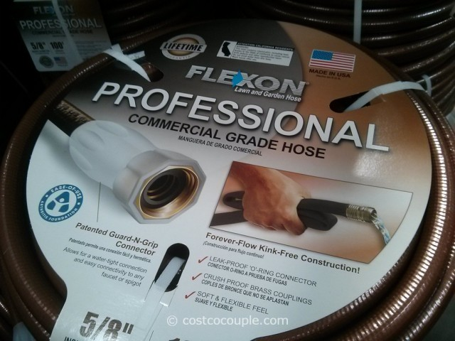 Flexon Professional 100 Ft Commercial Hose
