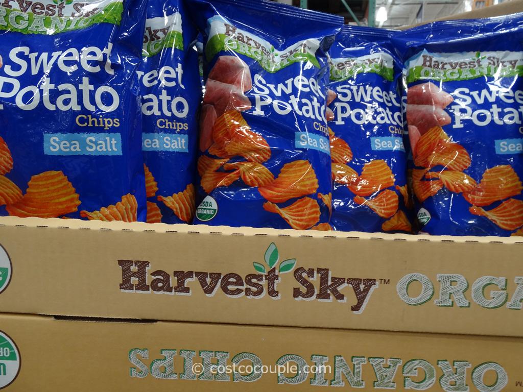 Harvest Sky Organic Sweet Potato Chips Costco 2
